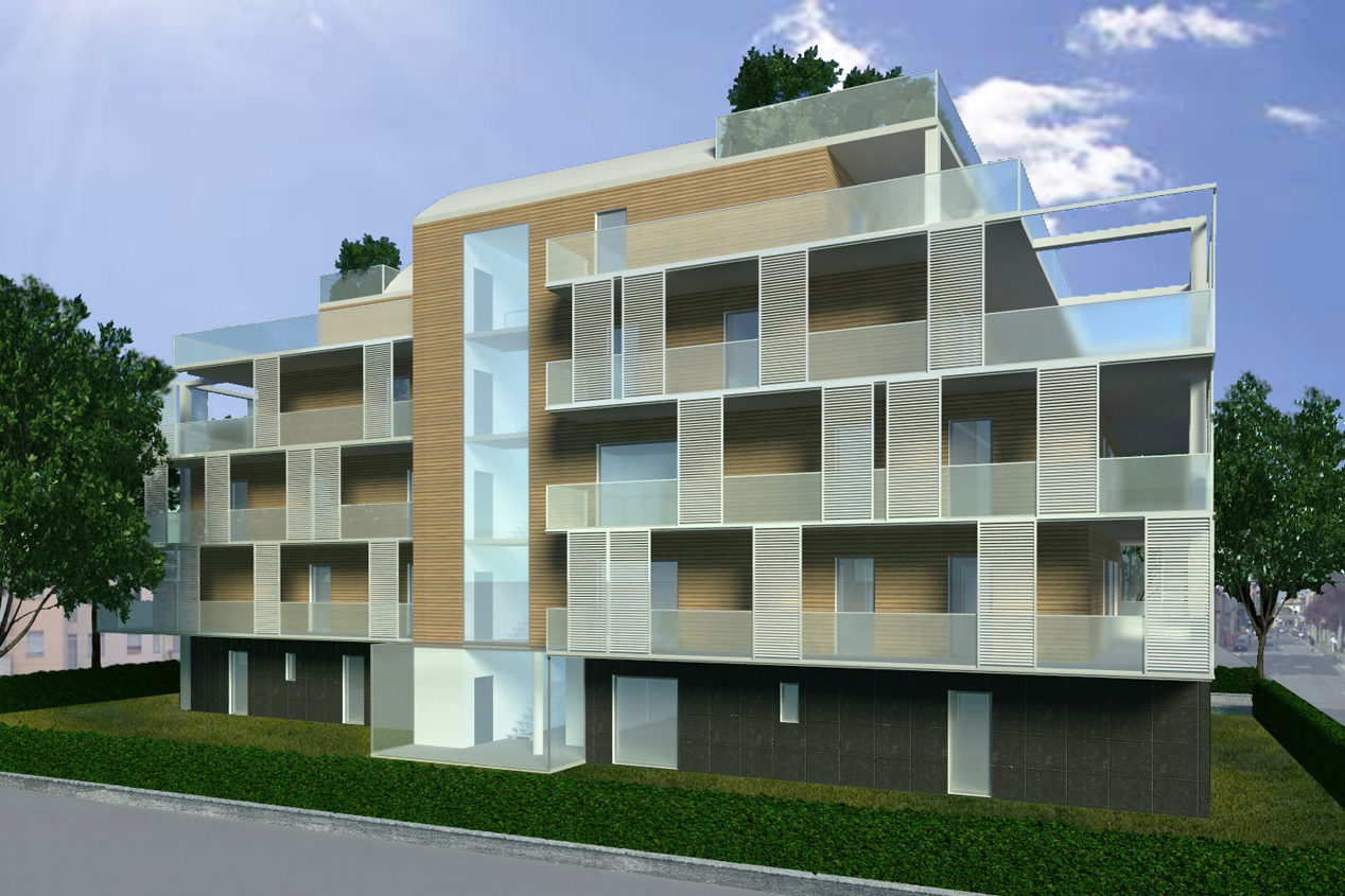Le terrazze bergamo - Progetti e costruzioni porte ...